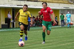 São Bernardo volta a derrotar a Santista e está nas semifinais da Copa Paulista