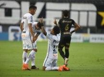 Santos volta a esbarrar no Ceará, empata e vê disputa pela Libertadores distante