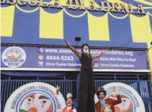 Especial de aniversário de Diadema - Tapia, uma família de trapezistas circenses. Foto: Divulgação