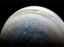 Com a proximidade, Júpiter e Saturno, parecem um planeta duplo. Foto: Divulgação/Nasa
