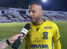Santo André anuncia retorno do goleiro Fernando Henrique para o Paulistão