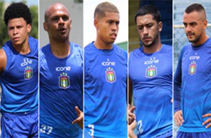 São Caetano confirma quinteto para a disputa do Paulistão