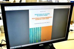 Relatórios ´Monitoramento de Metas´ e ´Políticas, Programas e Projetos´ reforçam transparência nas ações. Foto: Angelo Baima/PSA