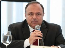 Pazuello afirmou que a aquisição do lote da Coronavac foi possível graças à medida provisória (MP) editada nesta quarta-feira. Foto: Marcos Correa/PR