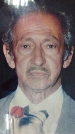 Epitácio Belo Ramos faleceu em 31 de outubro de 1992, aos 74 anos, com a mensagem de que o mundo é a melhor escola que existe.. Foto: Arquivo pessoal