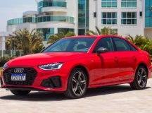 Linha 2021 do sedã Audi A4 e do cupê A5 Sportback incorpora tecnologias