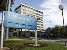 Mercedes-Benz abre mil vagas na fábrica de São Bernardo