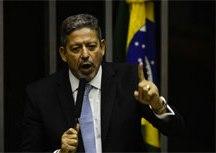 Lira determinou que ocorra nova eleição para escolha da Mesa Diretora. Foto: Marcelo Camargo/Agência Brasil