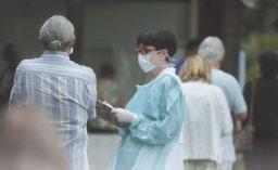 Estado confirmou nesta segunda-feira início da vacinação de pessoas acima de 90 anos para dia 8. Foto: Marcelo Camargo/Agência Brasil