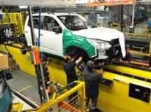 GM põe funcionários em lay-off por falta de peças para carros