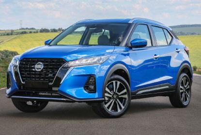 Nissan Kicks renova visual, acrescenta equipamentos e preserva a faixa de preços