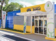 UPA Bangu passa a ser referência para avaliação de casos e suporte de internação, a fim de não comprometer o fluxo dos hospitais de campanha. Foto: Alex Cavanha/PSA