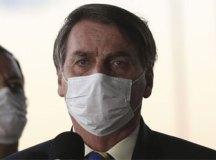 Bolsonaro diz que Araújo vai a Israel neste sábado tratar de spray nasal. Foto: Marcello Camargo/Agência Brasil