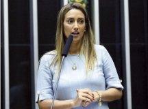 Flávia Arruda assume pasta da Secretaria de Governo. Foto: Agência Câmara