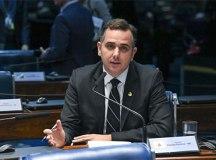 Pacheco: Tentativa de Ernesto de desqualificar Kátia Abreu atinge todo o Senado. Foto: Agência Senado