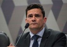 Moro diz a Guedes em live que presidente não contribui muito com tolerância. foto: Arquivo/Agência Brasil