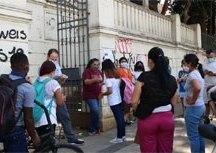 Balaço é feito desde 1º de fevereiro na rede estadual de ensino. Foto: Rovena Rosa/Agência Brasil