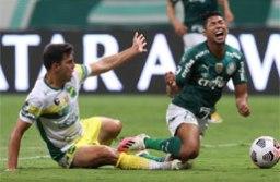 Palmeiras perde para Defensa Y Justicia no tempo normal e nos pênaltis