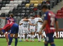 Santos empata com San Lorenzo e vai à fase de grupos da Libertadores