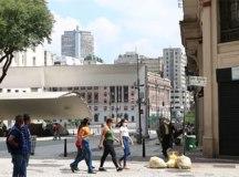 São Paulo autoriza uso de estacionamentos por bares e restaurantes. Foto: Rovena Rosa/Agência Brasil