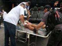 Operação na favela resultou em 25 mortes - um policial civil e 24 supostos criminosos.Foto Betinho Casas Novas/Futura Press/Estadão Conteúdo