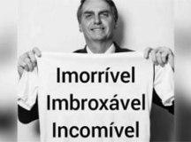 Em dia de protestos, Bolsonaro volta a dizer ser 'imorrível'