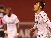 Palmeiras bate Del Valle e se classifica para as oitavas da Libertadores