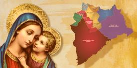 Fé e devoção mariana: 135 templos católicos dedicados a Nossa Senhora na Diocese de Santo André. foto: Divulgação