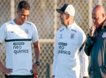 Após demissão de Mancini, Corinthians escala trio para comandar treinos