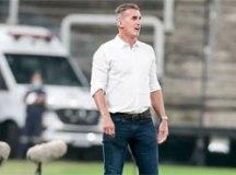 Vagner Mancini é demitido do Corinthians após eliminação para o Palmeiras