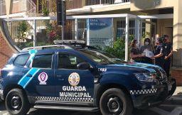 Para combater a violência contra a mulher, denuncie: GCM 153 (24 horas). Foto: Divulgação/PMD