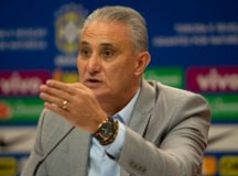 Tite vai convocar seleção brasileira para Eliminatórias na próxima sexta