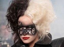 'Cruella', de Craig Gillespie, mostra como a personagem de '101 Dálmatas' se tornou má. Foto: Reprodução /Disney