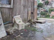 Precariedade de parte da periferia dificultou combate à pandemia. Foto: Arquivo