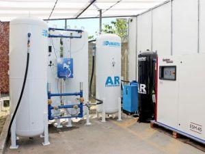 A nova usina, entregue semana passada, amplia em cinco vezes a capacidade de produção anterior. Foto: divulgação
