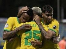 Sem Neymar, Brasil empata com o Equador e perde 100% na Copa América