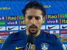 'Nunca nos negamos a vestir a camisa da seleção', diz Marquinhos