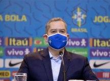 Rogério Caboclo é afastado por 30 dias da presidência da CBF