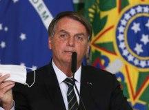 Em vídeo, passageiros de voo gritam 'fora, Bolsonaro' e 'genocida' a presidente. Foto: Fábio Rodrigues Pozzebom/Agência Brasil
