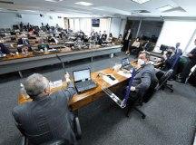 A reunião do senadores da CPI está marcada para as 9h. Foto: Agência Senado
