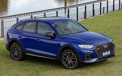 Chegadas do novo Q5 e do inédito Q5 Sportback embalam estratégia da Audi no Brasil