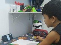Cerca de 7 mil alunos retomam nesta semana as atividades no ensino remoto. Foto: Divulgação/PMETRP