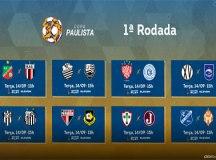 Federação define tabela da 1ª fase da Copa Paulista