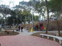 Área verde passou por revitalização que traz mais qualidade de vida e lazer aos moradores. Foto: Divulgação/PSA
