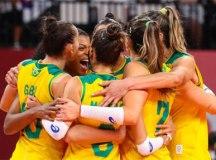 Brasil supera doping de Tandara e avança à final no vôlei feminino em Tóquio