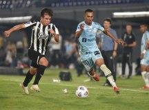 Santos perde para o Libertad no Paraguai e cai na Copa Sul-Americana