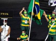Jogos Paralímpicos de Tóquio-2020 começam com cerimônia enxuta e emocionante