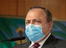 Pazuello nega ter sofrido pressão de Lira durante sua gestão na Saúde. Foto: Carolina Antunes/PR