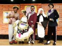 Com direção e adaptação de Flávio Marin, espetáculo da companhia de Santo André estreia em setembro com exibições online. Foto: Divulgação/Andrea Iseki