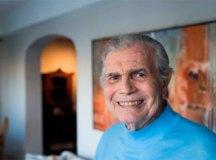 O ator estava internado desde o dia 6 de agosto, no Hospital Albert Einstein, em São Paulo. Foto: Reprodução Instagram